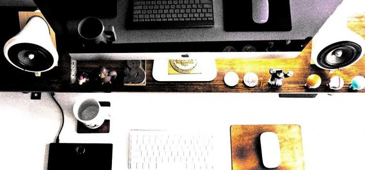 Thuiswerken: aan de keukentafel, de eettafel of aan een bureau?
